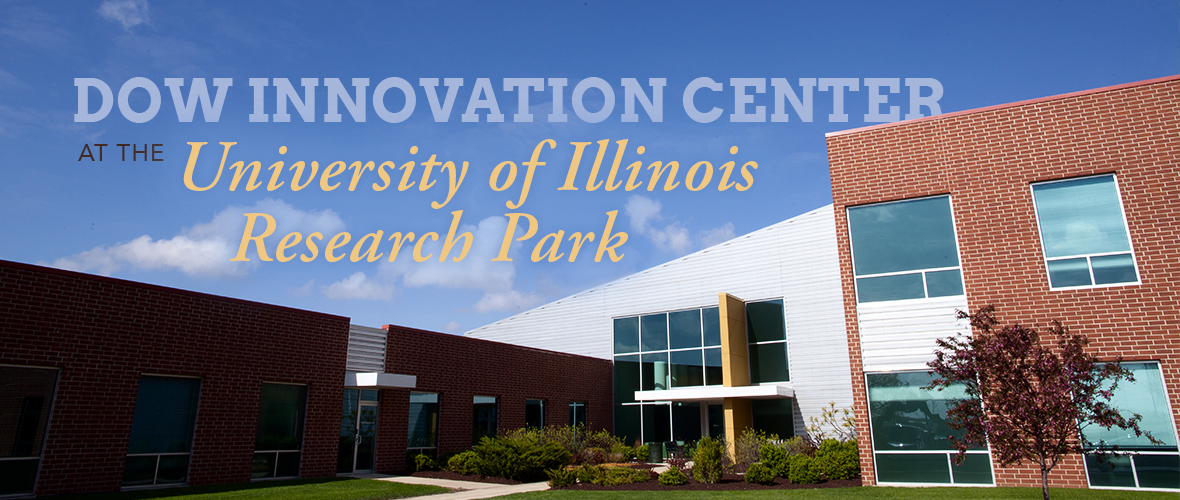 Dow opens innovation center University of Illinois Research Park