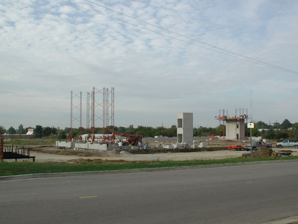State Farm Building Construction