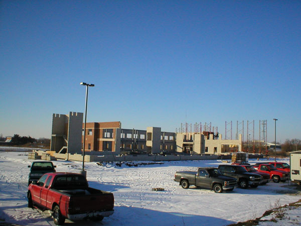 State Farm Building Construction Progress