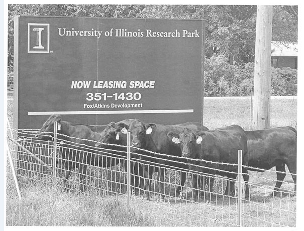 Research Park Leasing