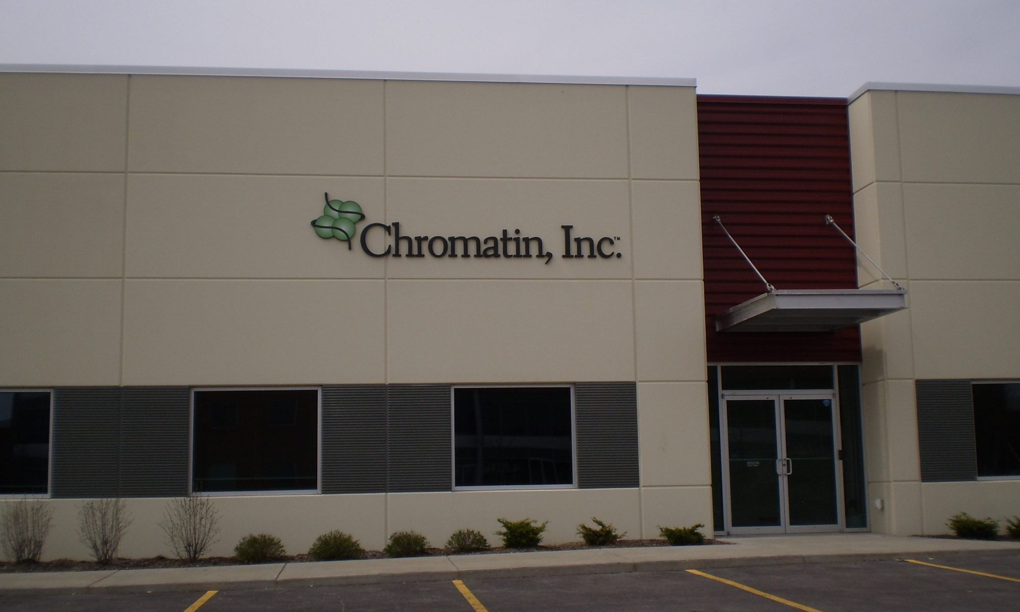 Chromatin, EnterpriseWorks, Research Park