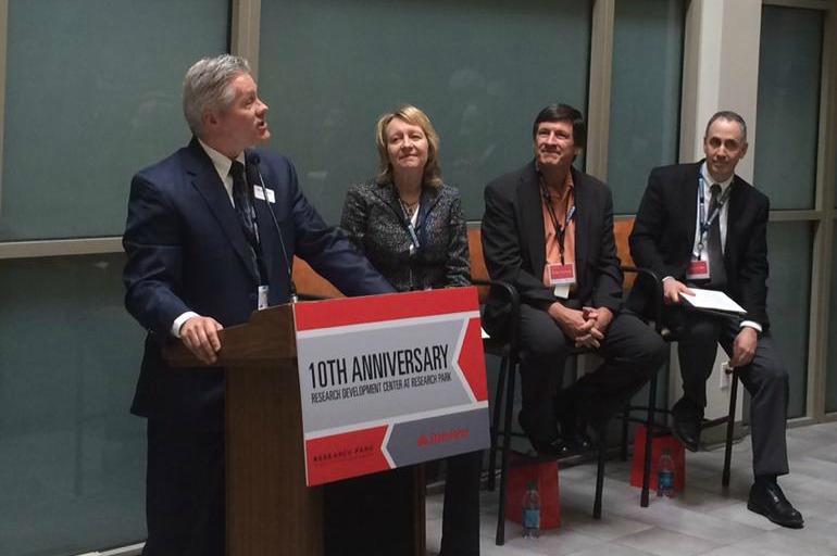 State Farm® Celebrates 10 Years at U of I Research Park