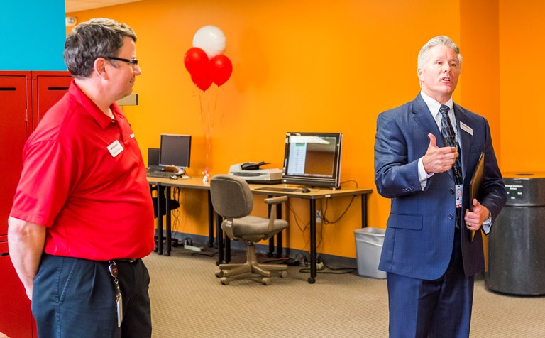 Speaker at State Farm's 10 Year Anniversary Event