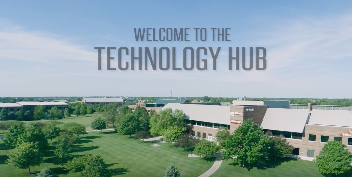 UIRP Aerial Drone Tour