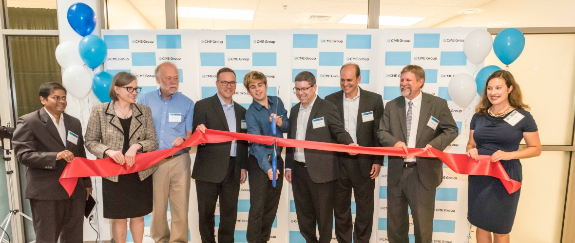CME Opening Ribbon Cutting
