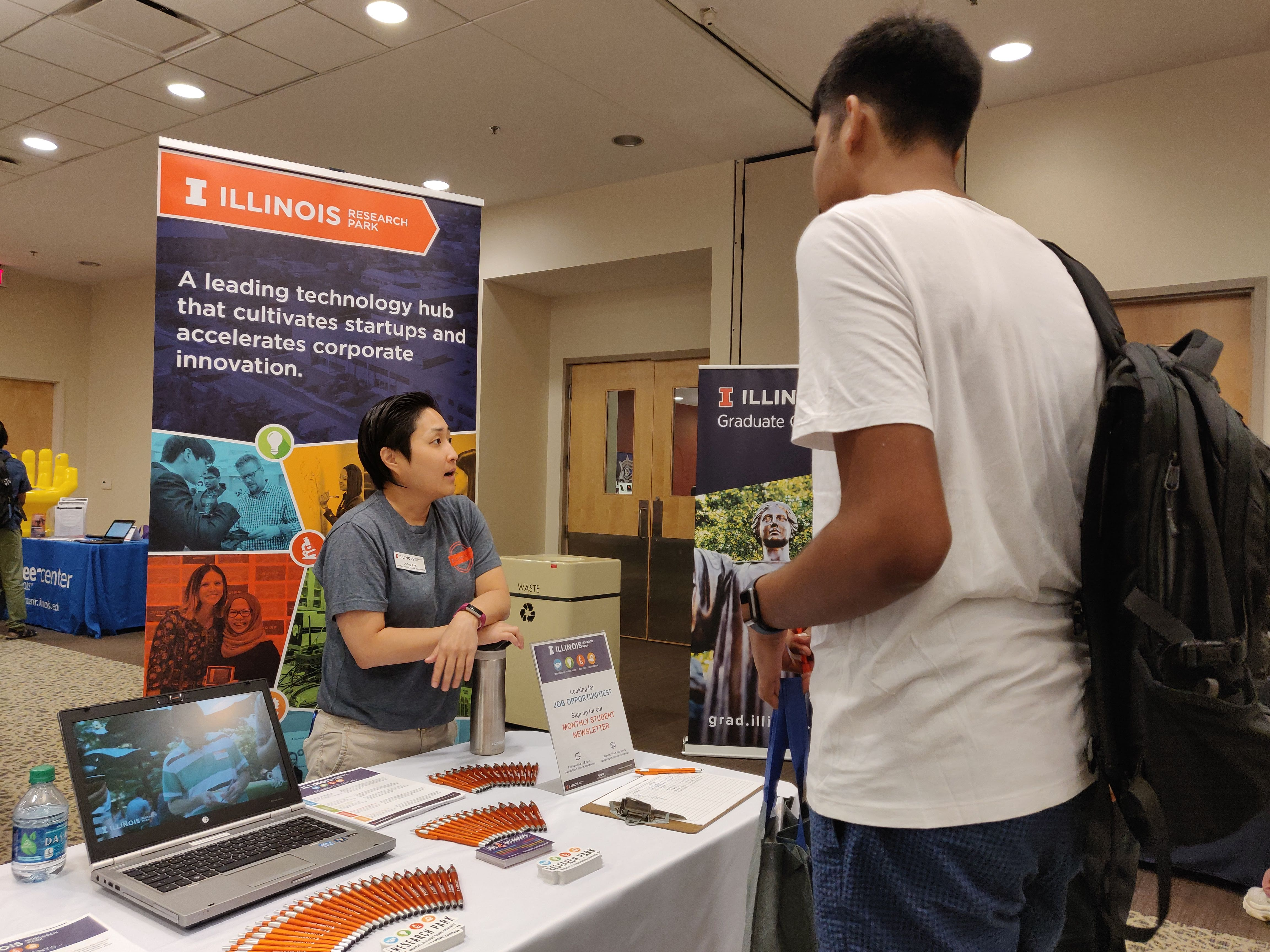ISSS Resource Fair 2019