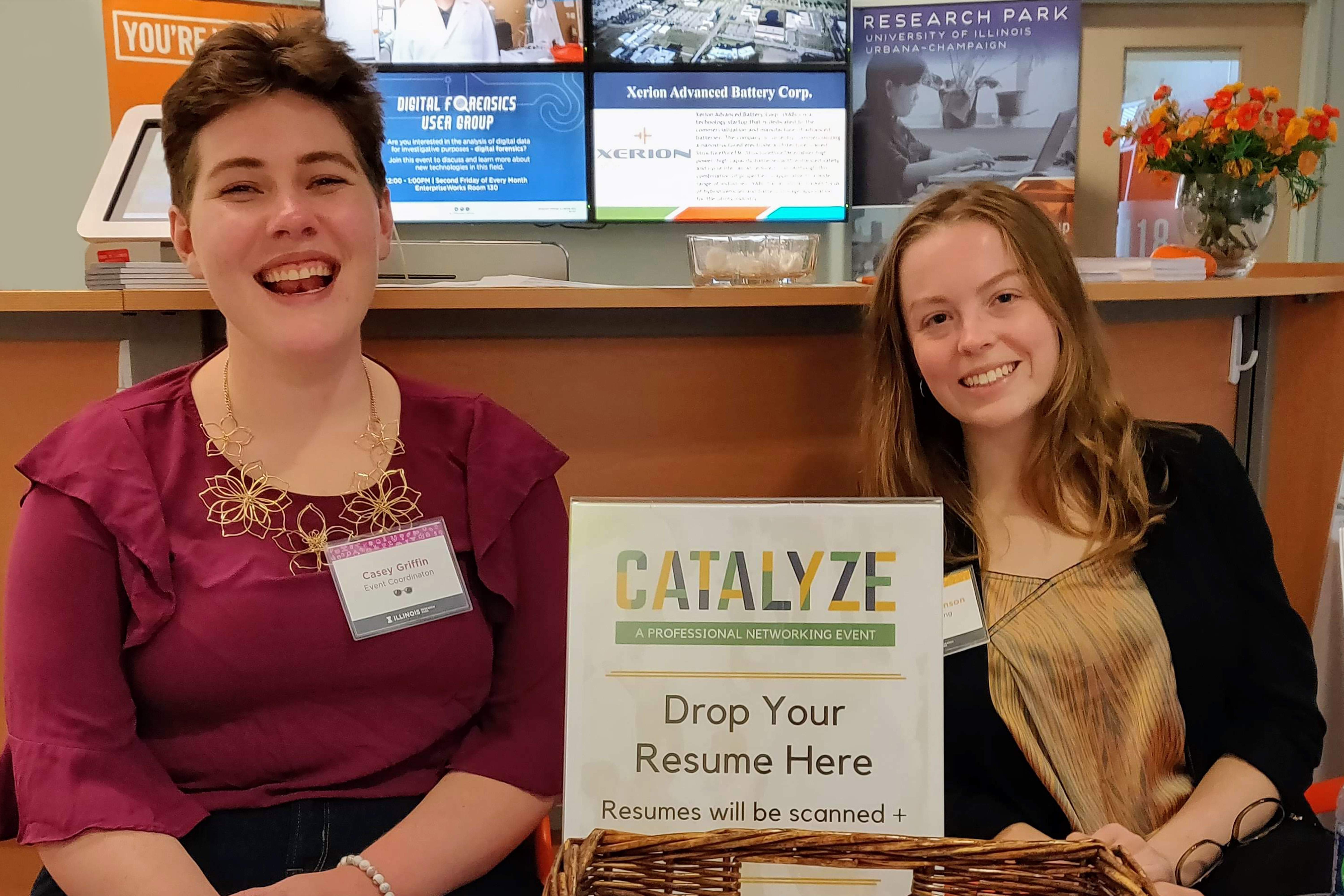 Catalyze: A Professional Networking Event 2019