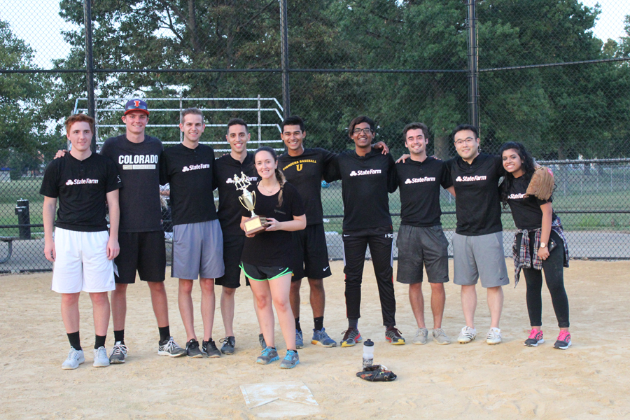 Summer Softball League 2017