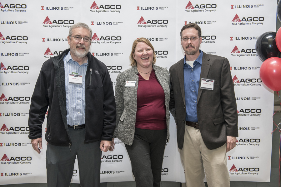 AGCO Acceleration Center Grand Opening