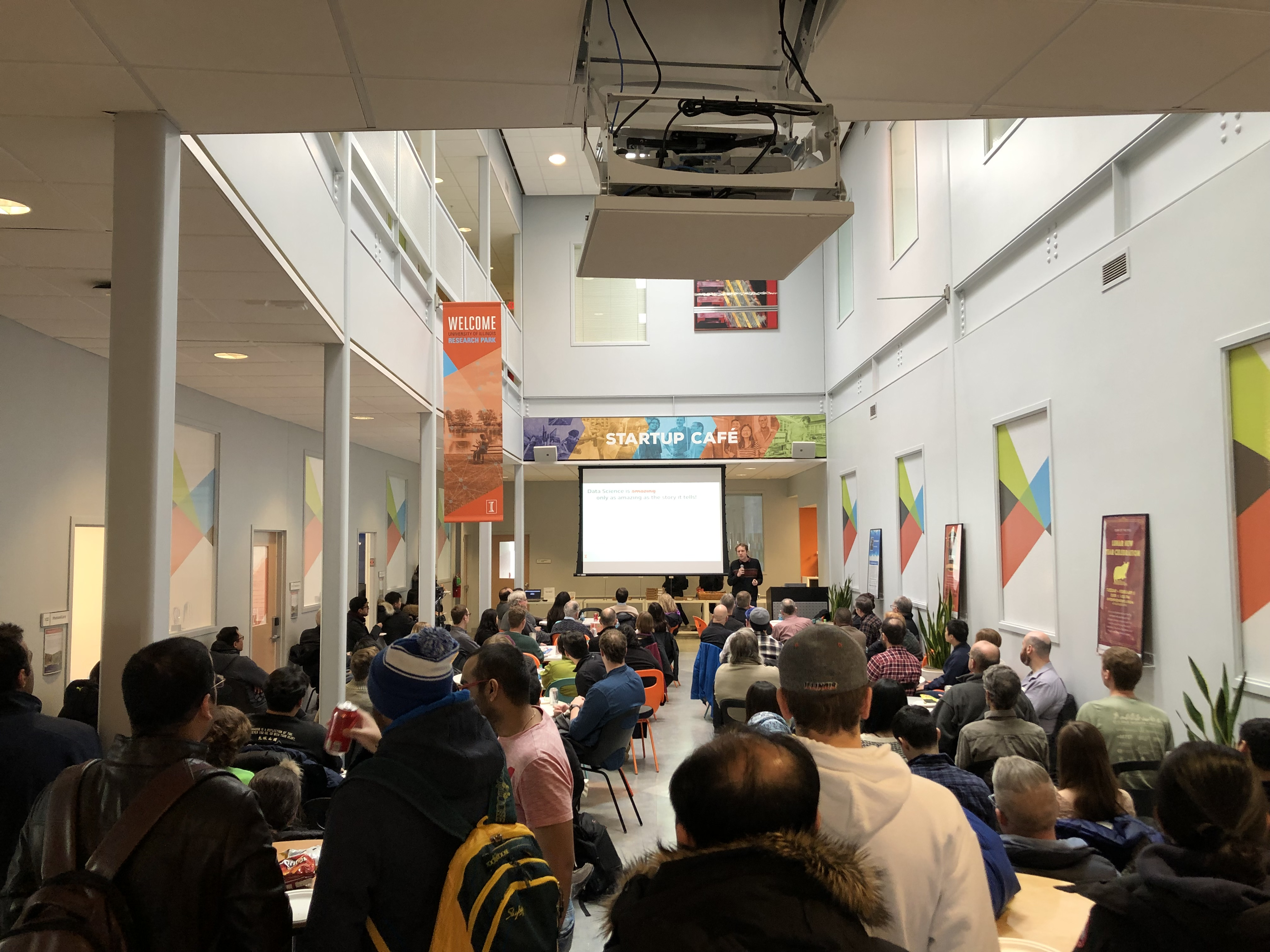 Data Science User Group