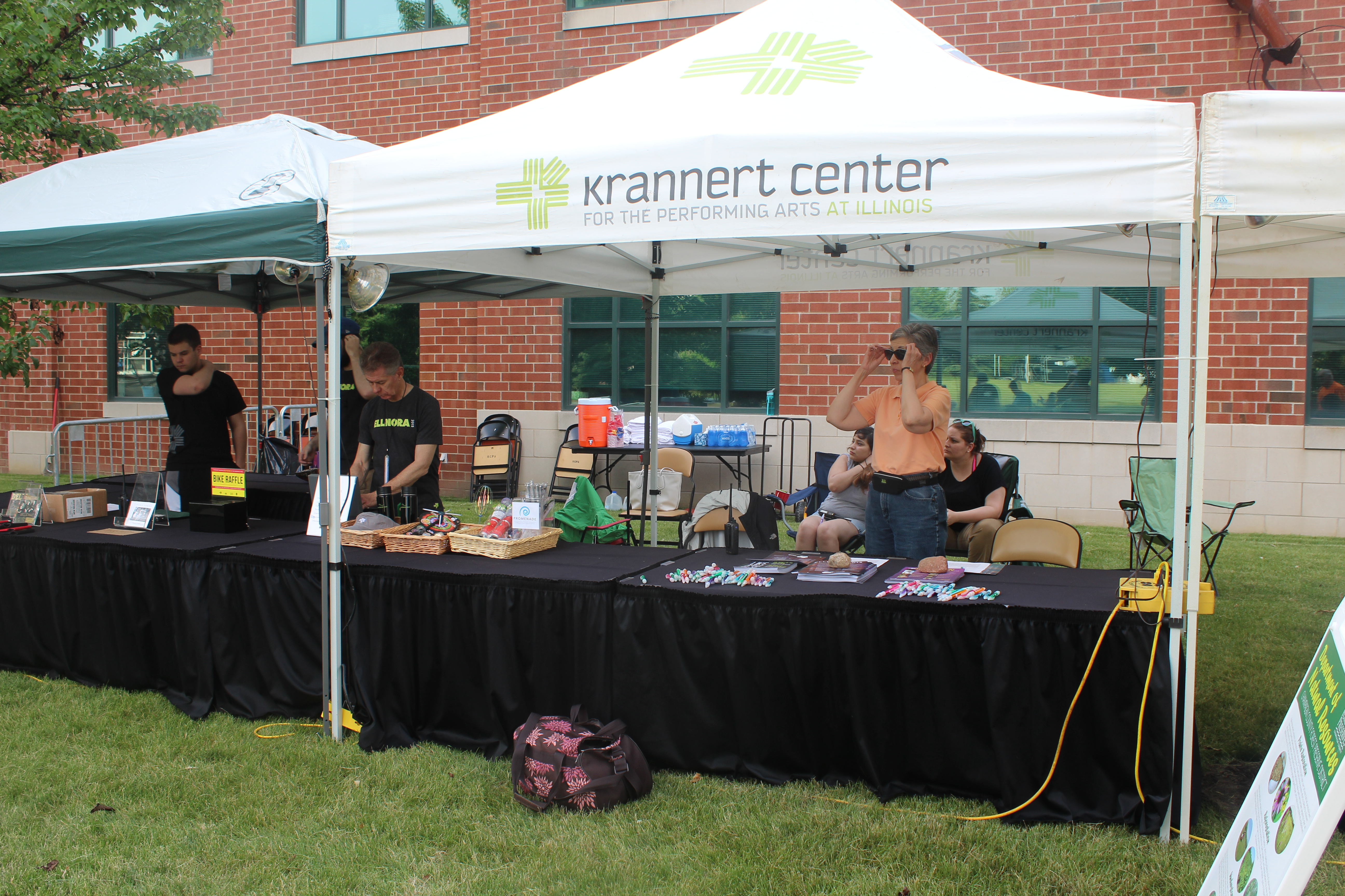 OUTSIDE at Research Park 2015