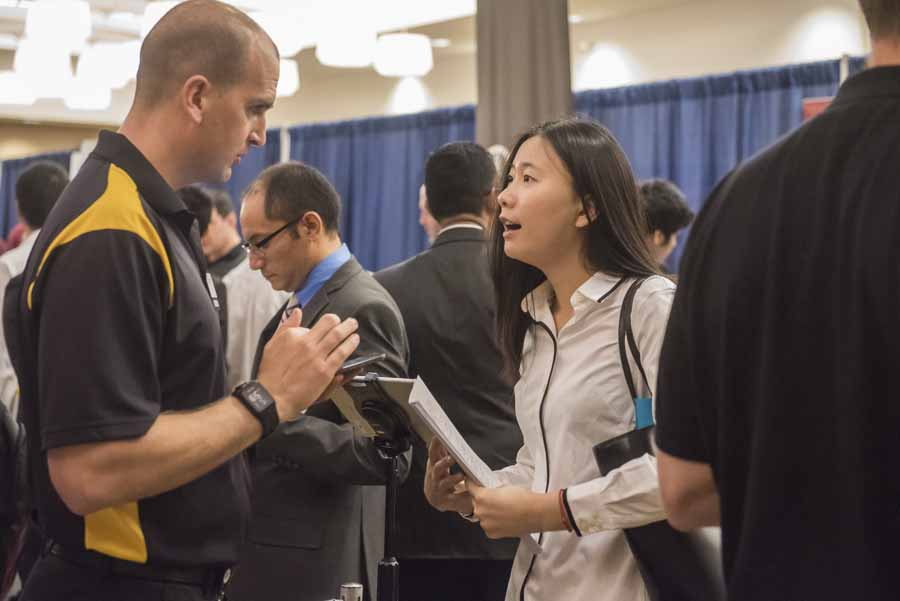 Research Park Career Fair 2016