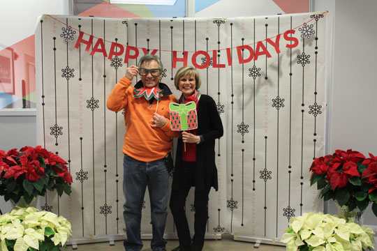 UIRP Holiday Party 2016