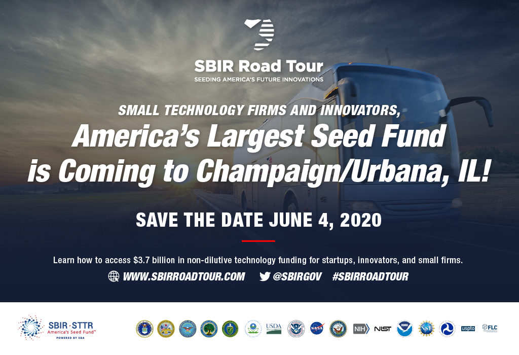 SBIR Road Tour announcement