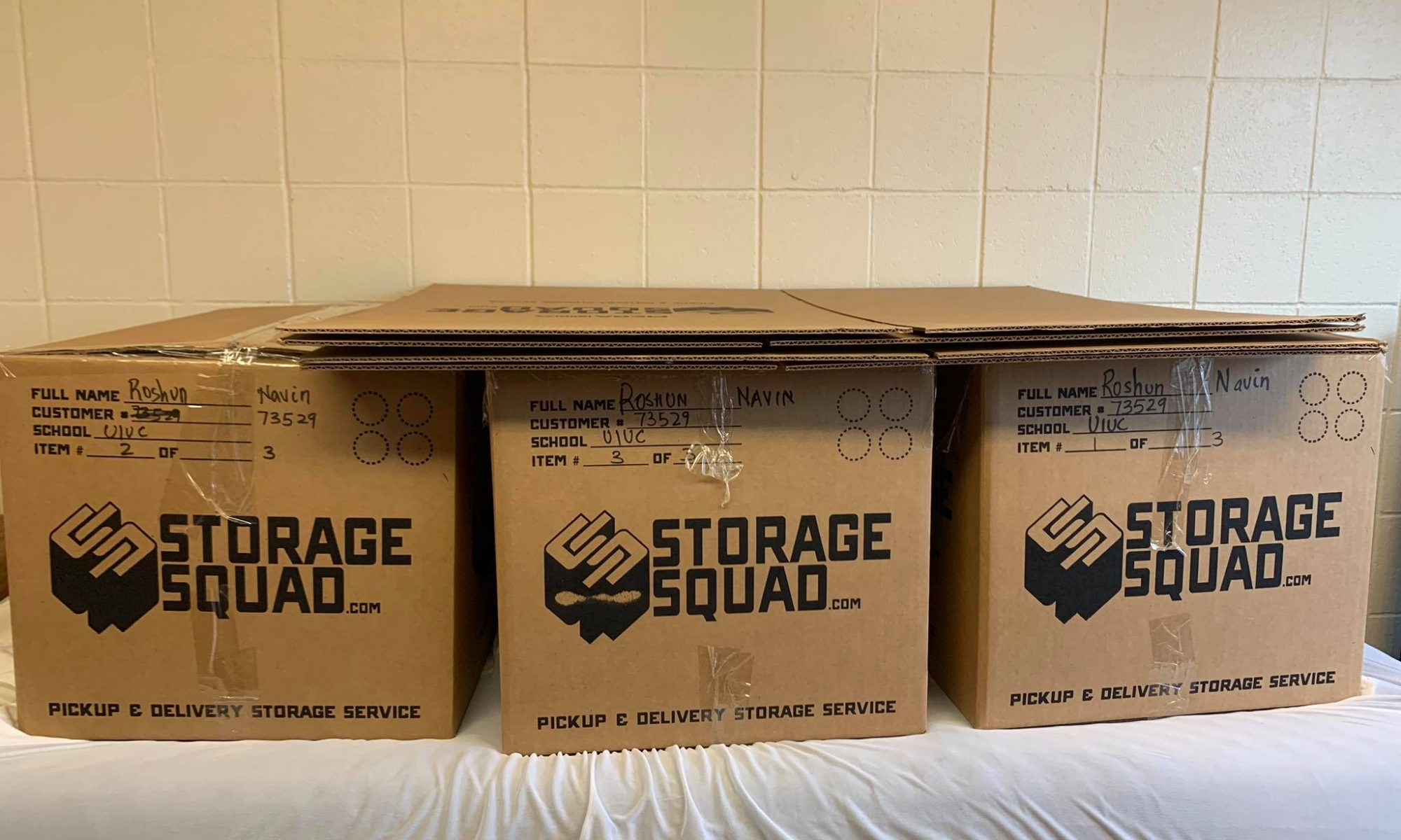 Storage Squad Boxes