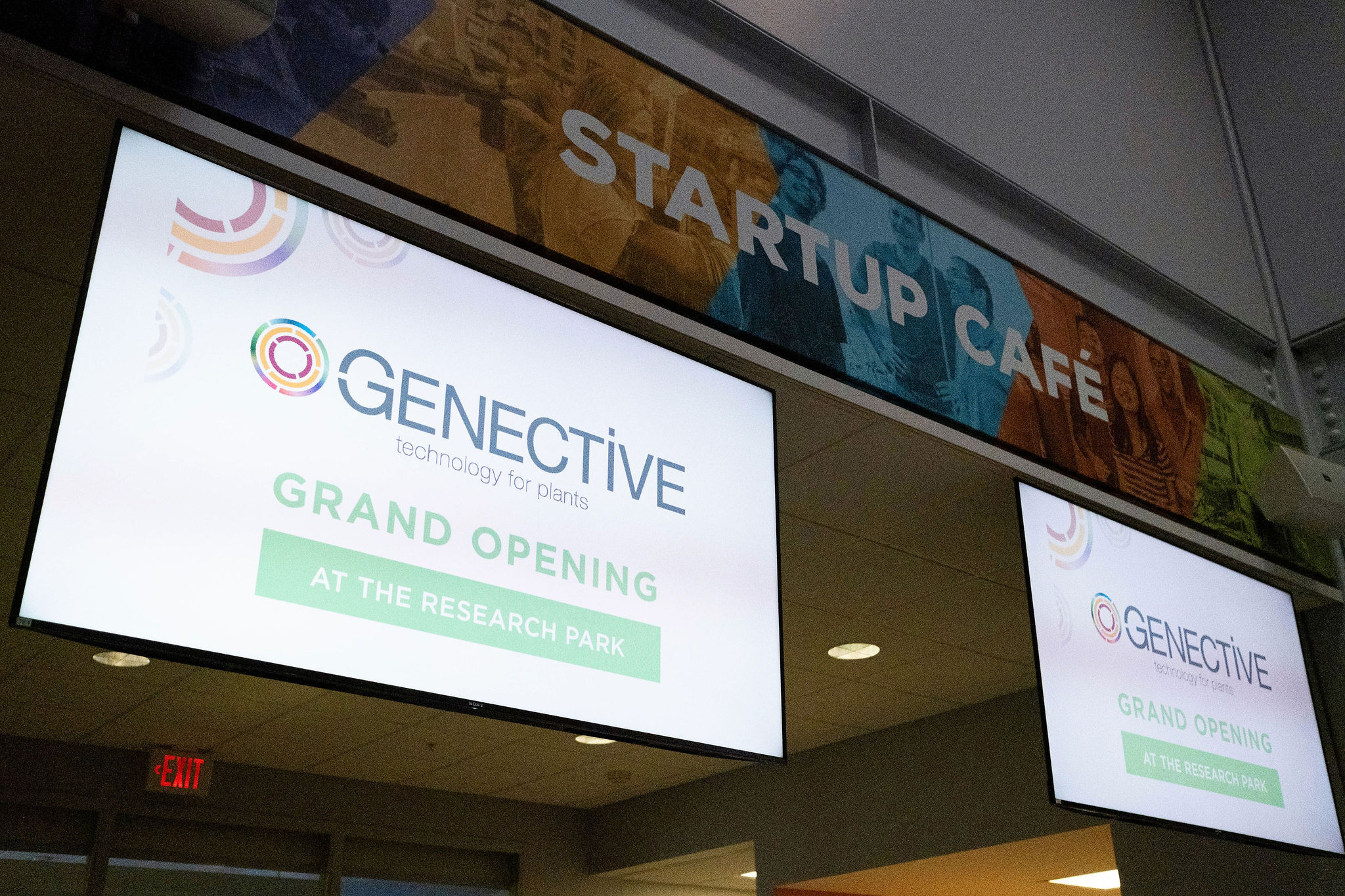 Genective Grand Opening