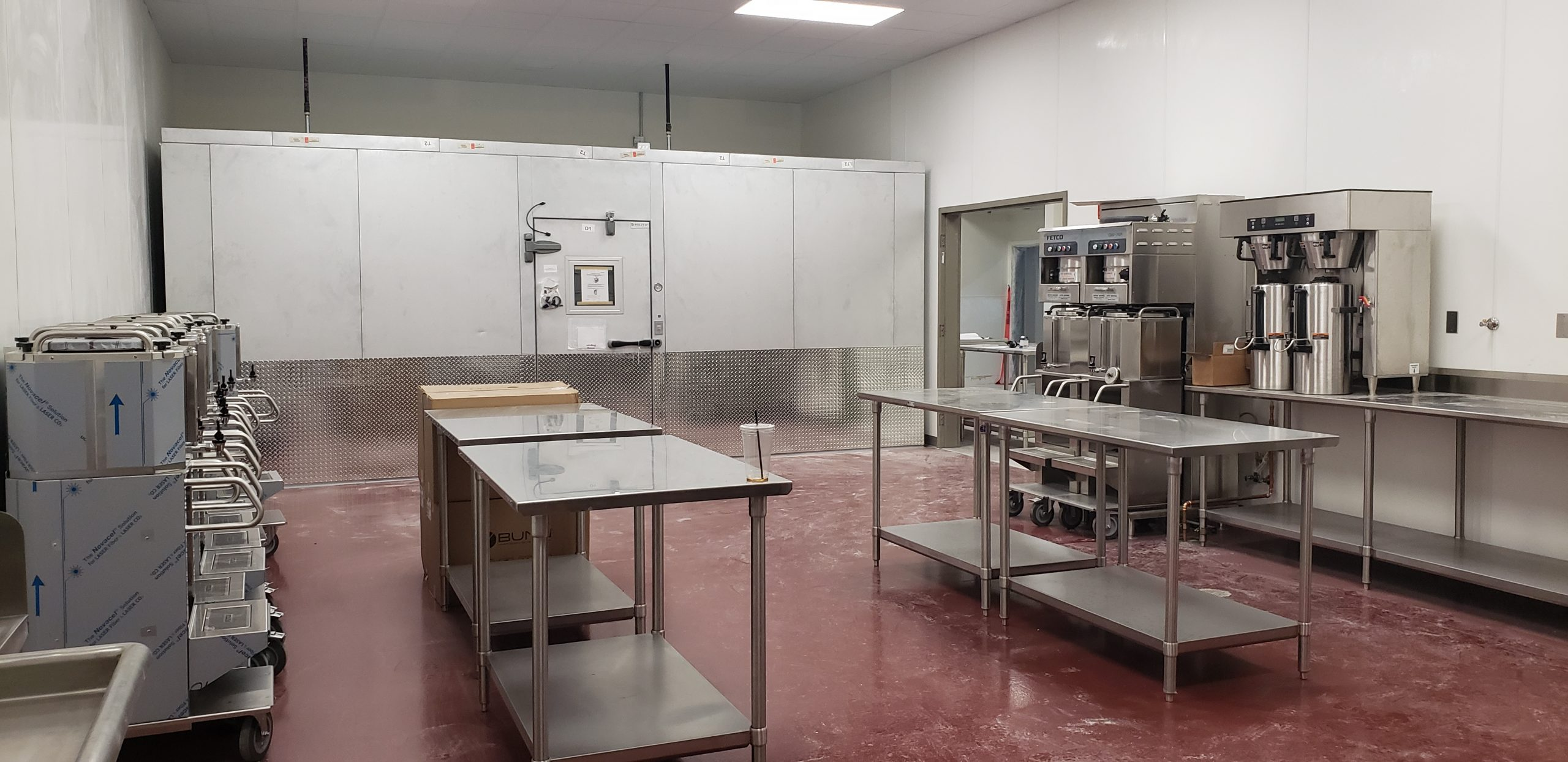Kitchen Facility at iHotel and Conference Center