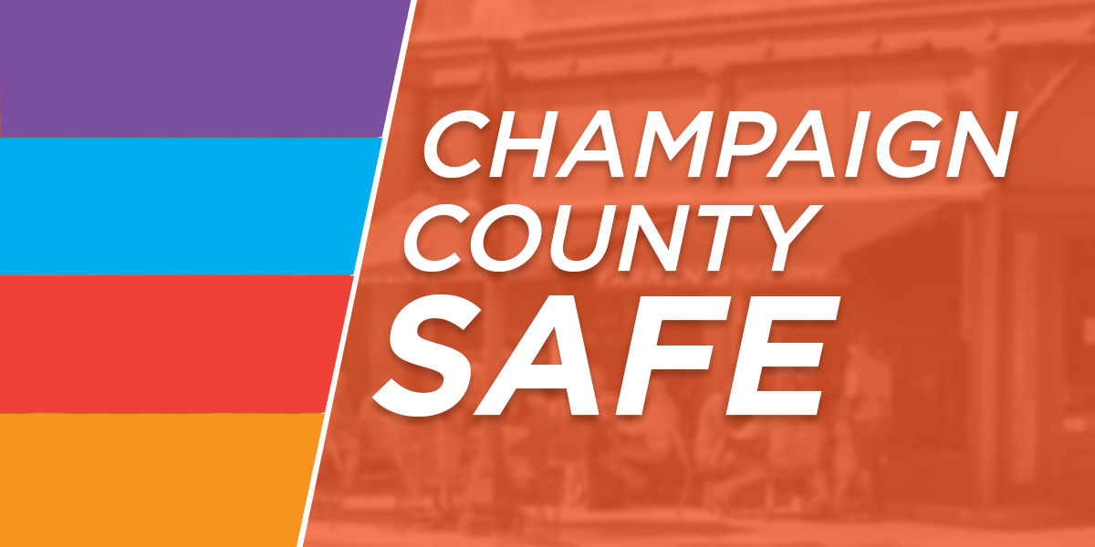 Champaign County Safe Header