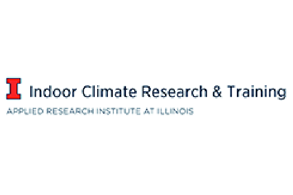 Indoor Climate Research and Training 1 Indoor Climate Research and Training