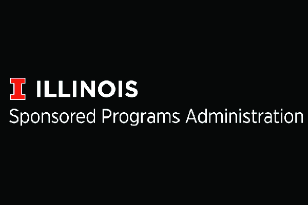 University of Illinois Sponsored Programs Administration 1 University of Illinois Sponsored Programs Administration
