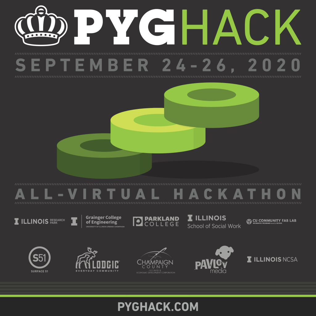 PYGHACK Returns in 2020 as an All-Virtual Event; Mentors, Participants Wanted 4 PYGHACK Returns in 2020 as an All-Virtual Event; Mentors, Participants Wanted