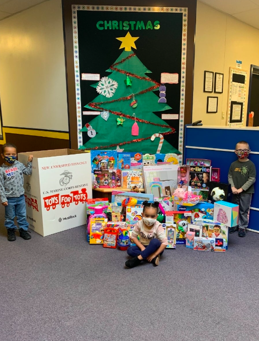 Chesterbrook holiday drive