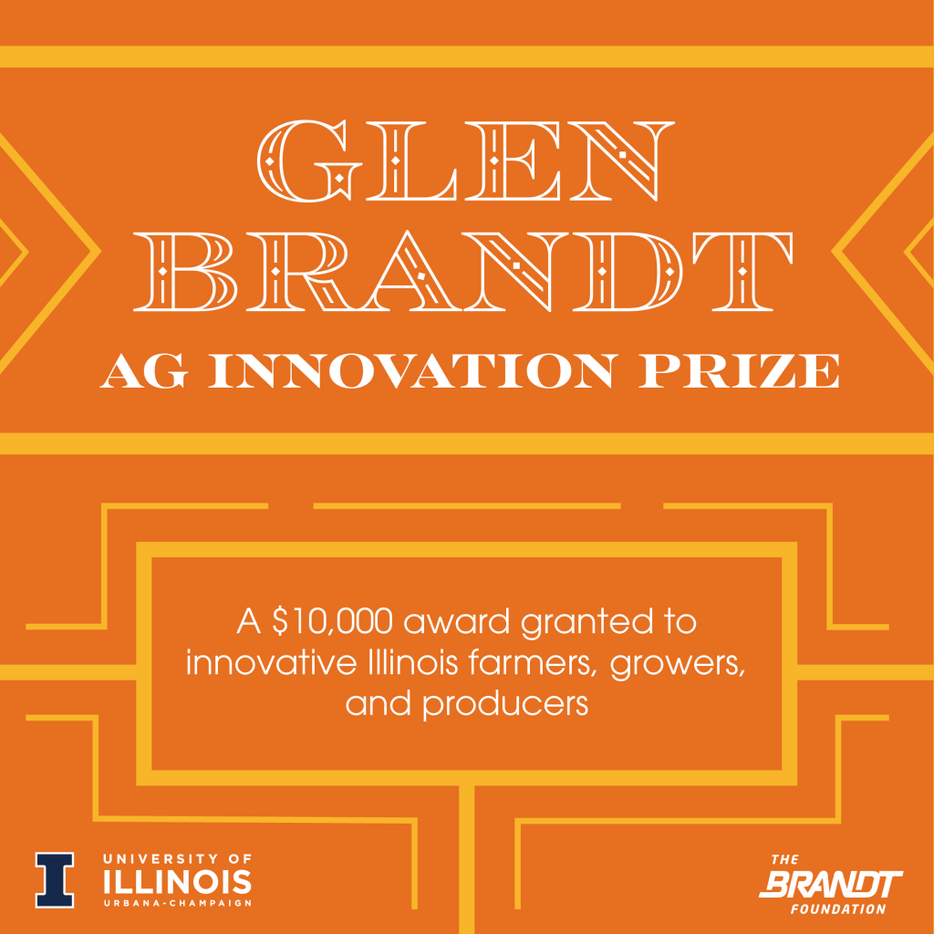 Glen Brandt Ag Innovation Prize