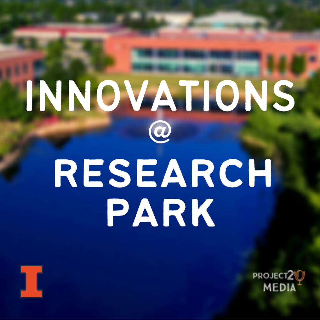 Innovations at Research Park podcast
